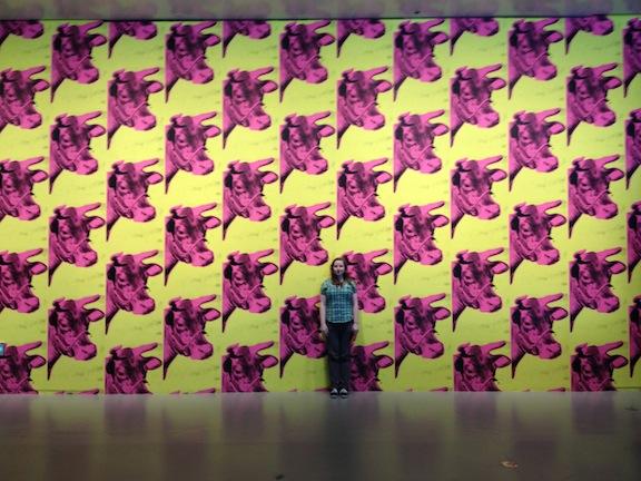 Shanghai Warhol exhibit
