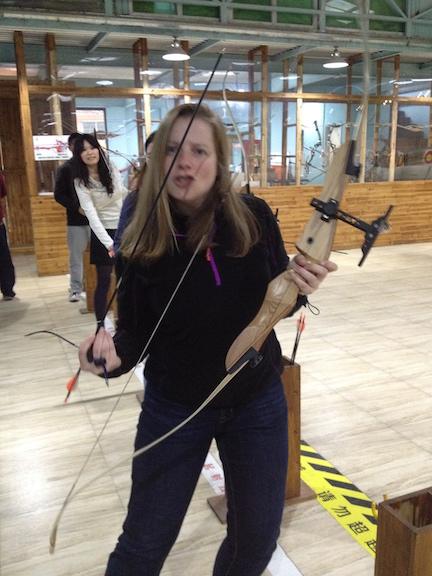 Archery in China
