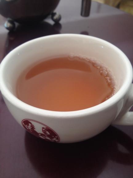 I am more tea than man now.