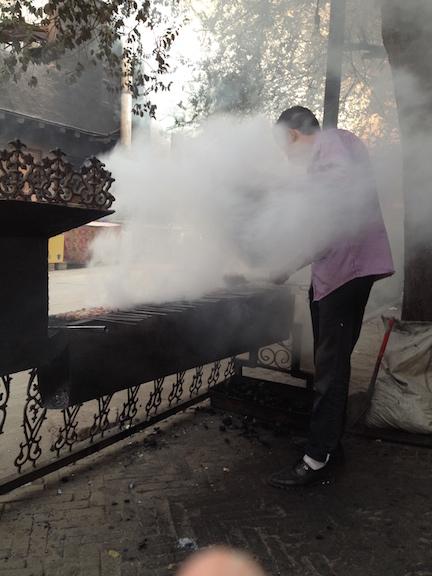Follow the smoke!