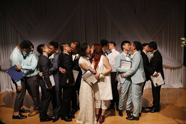 Gay rights still has a long way to go in China, but acceptance is beginning to grow. I can see it in my students.