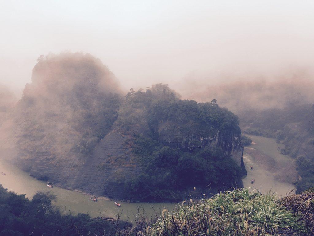 Mt Wuyi/ Wuyi Shan